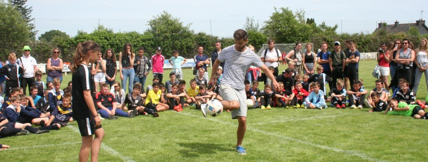 cours de freestyle football